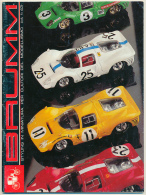 Ancien Catalogue BRUMM, 38 Pages, Modéles 1.43, Fiat, Bugatti, Ferrari, Alfa Romeo, Maserati, Porsche, Lancia, Jaguar... - Littérature & DVD