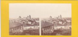Italy - Pisa - Panorama - Stereoscopic Photo - Stereoscopio