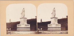 Italy - Pisa - Statue Of Pietro Leopoldo I- Stereoscopic Photo - Stereoscopio