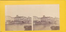 Italy - Pisa - Stereoscopic Photo - Stereoscopio