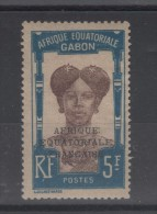 Gabon (Colonie Française) - N° 107 Neuf * - Gabun (1886-1936)