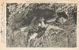 VIET NAM TONKIN FEMME MAN REGION TUYEN QUANG ETHNOLOGIE COSTUMES - Viêt-Nam
