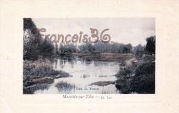 (21) Marcilly Sur Tille - Le Lac - 2 SCANS - France
