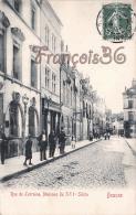 (21) Beaune - Rue De Lorraine, Maisons Du XVIé Siècle - 2 SCANS - Beaune