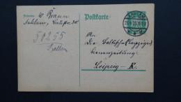 Germany - 1924 - Mi: P156I Used - Postal Stationery - Look Scans - Duitsland