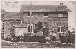 DIKSMUIDE STATION GARE BAHNHOF ROGGEFELD  FELDPOST 1917 Re 797 - Diksmuide