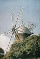 Postcard - Heage Windmill, Derbyshire. A - Molinos De Viento