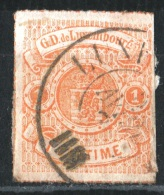 LUXEMBOURG - 1865-73 - Obl. - Y&T 16b - - 1859-1880 Coat Of Arms