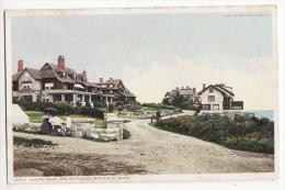 Etats Unis   MAGNOLIA   Shore Road And Cottages - Estados Unidos