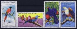 SENEGAL Yn Nr AE 31-35 , Mi 239 - 243  MH/* Avec  Charnière  Birds - Senegal (1960-...)