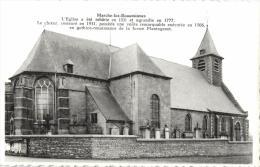 BELGIQUE - HAINAUT - ECAUSSINNES - MARCHE-LEZ-ECAUSSINNES - L´Eglise. - Ecaussinnes