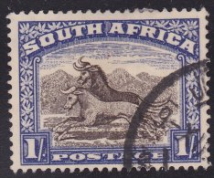 South Africa Scott    29a VF Used - South Africa (...-1961)