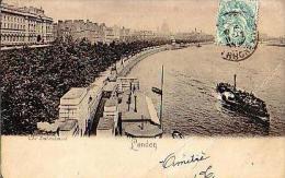 London   175        The Embankment - River Thames