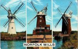 Norfolk   217         Norfolk Mills ( Thurne, Cley Next The Sea, Horsey ) - Non Classés