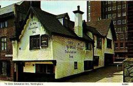 Nottingham   219         Ye Olde Salutation Inn - Nottingham