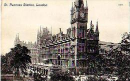 London   298           St Pancras Station - Non Classés