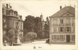 CP Wiltz - Mairie Et Château - Schaack - Wiltz