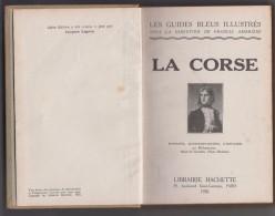 Livre - Guides Bleus Illustrés - La Corse - Corse