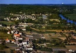 77 SAINTE-AULDE Vue Générale Aérienne Cpsm Couleur Grand Format - Autres Communes