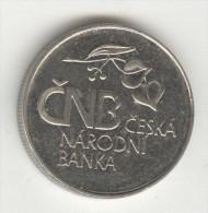 Jeton CNB - Ceska Narodni Banka - Bizuterie A.s. - Professionnels / De Société