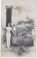LETTRE L - Femmes Et Enfant - 195 - Prénoms