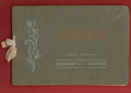 ARCACHON Album Artistique L.L Début 1900 - Très Belles Photos Sépia - 1801-1900