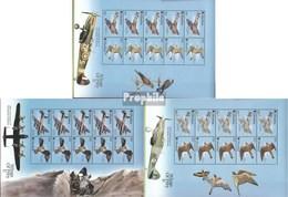 Gibraltar 939-944 Kleinbögen (kompl.Ausg.) Postfrisch 2000 Kampffugzeuge - Gibraltar