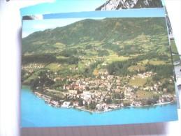 Oostenrijk Österreich Kärnten Millstatt Fliegeraufnahme - Millstatt