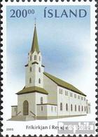 Island Mi.-Nr.: 1033 (kompl.Ausg.) Postfrisch 2003 Freie Kirche - 1944-... Republik