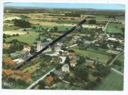 CPM - Bichancourt - Vue Aérienne - France
