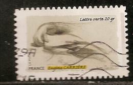 FRANCE  ANNEE 2012/2015  OBLITERE - France
