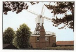 Postcard - Wimbledon Windmill, London. PLO/26375 - Molinos De Viento