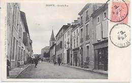 BRIOUX - Grande Rue - Brioux Sur Boutonne