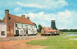 Postcard - Langstone Windmill, Hampshire. HAY136 - Molinos De Viento