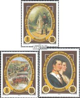 Österreich 2473-2475 (kompl.Ausg.) Postfrisch 2004 Hochzeit Von Sissi - 2001-10 Neufs