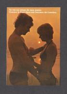 COUPLES - COUPLE EN AMOUR - TA VIE AU CREUX DE MES MAINS COMME LA ROSE DANS SON BERCEAU DE LUMIÈRE - PHOTO GIL BEHR - Couples