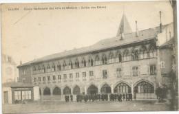 CLUNY - Ecole Nationale Des Arts Et Métiers - Sortie Des Elèves - Cluny
