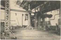 CLUNY - Atelier National Des Arts Et Métiers - La Fonderie - Cluny