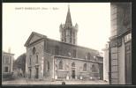CPA Saint-Marcellin, Eglise - Saint-Marcellin