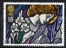 Engeland 1992, England, United Kingdom, Great Britain, Angleterre, Christmas, SG 1634, Scott 1468, Y&T 1640, Used - 1952-.... (Elizabeth II)
