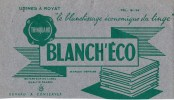"Buvard "" TRINQUARD "" BLANCH´ECO.... Usines à ROYAT - Buvards, Protège-cahiers Illustrés"