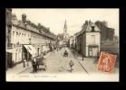 CPA 59 CAMBRAI Rue De CANTINPRE , ESTAMINET De La Marine , (Tampon Postale ESCAUD ŒUVRES NORD ) - Cambrai