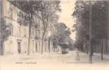 CPA 87 LIMOGES AVENUE BAUDIN - Limoges