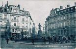 Brussel, Bruxelles, Monument Gendebien, Attelages (pk21998) - Places, Squares