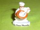 Fèves / Alimentation : Personnage, La Crème Chantilly  T46  ( Moteur De Recherche Alimentation ) - Fèves