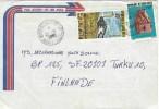 Haute Volta Burkina Faso 1980 Bobo Dioulasso Ostrich Bird Mossi Leather Handbag Cover - Opper-Volta (1958-1984)