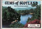 Lovely Souvenir Book Gems Of Scotland Hail Caledonia Series 48 Views Booklet - Books, Magazines, Comics