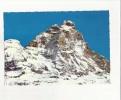 93993 Valle D´ Aosta  Il Monte Cervino Cervinai Breuil - Non Classificati