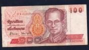 THAILANDIA 100 BHAT Circolata - Thailand