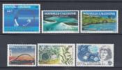 NOUVELLE-CALEDONIE - 1990-96 - P. AERIENNE - LOT DE 12 TIMBRES - XX - MNH - TB - - Lots & Serien